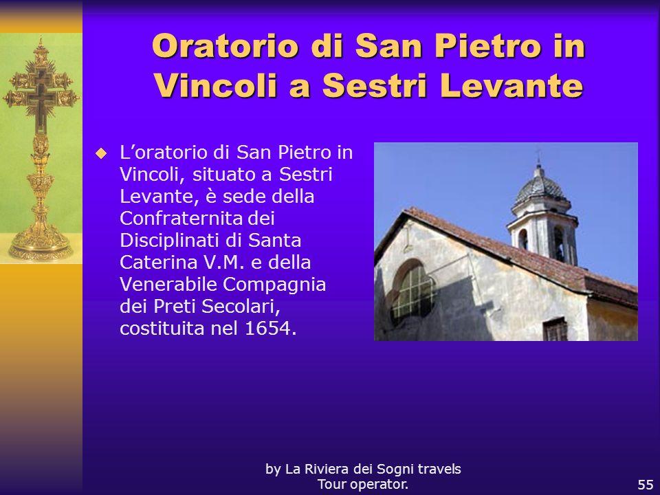 Oratorio di San Pietro in Vincoli a Sestri Levante