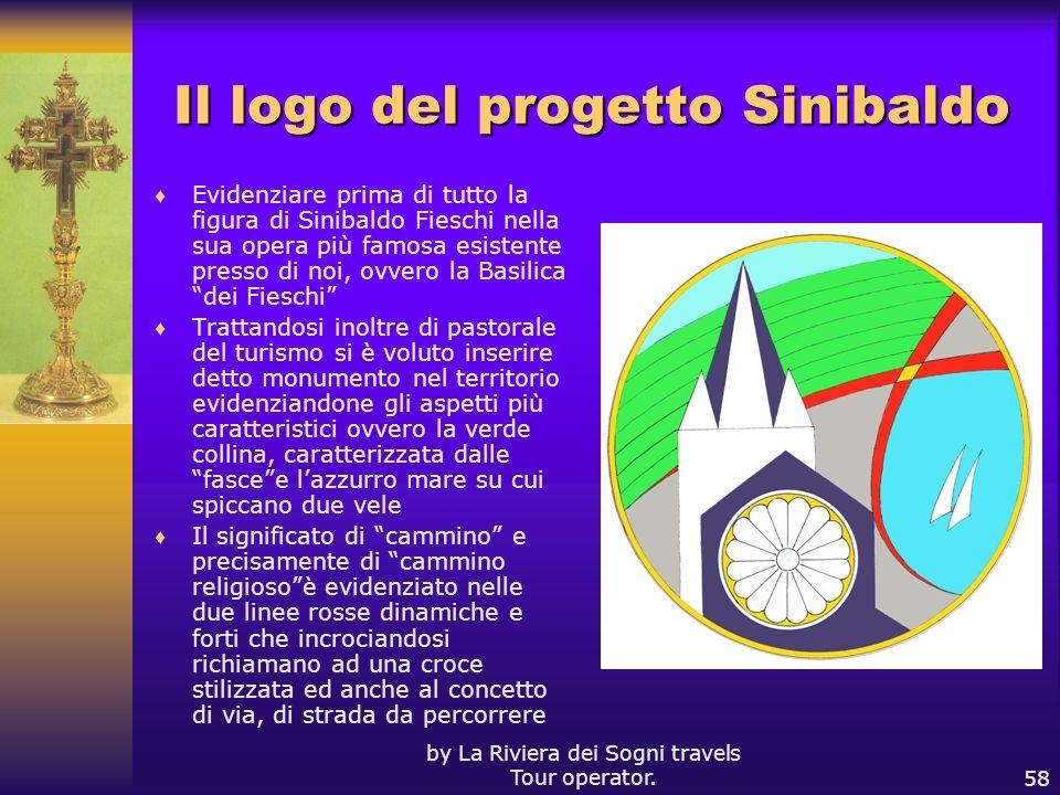 Il logo del progetto Sinibaldo