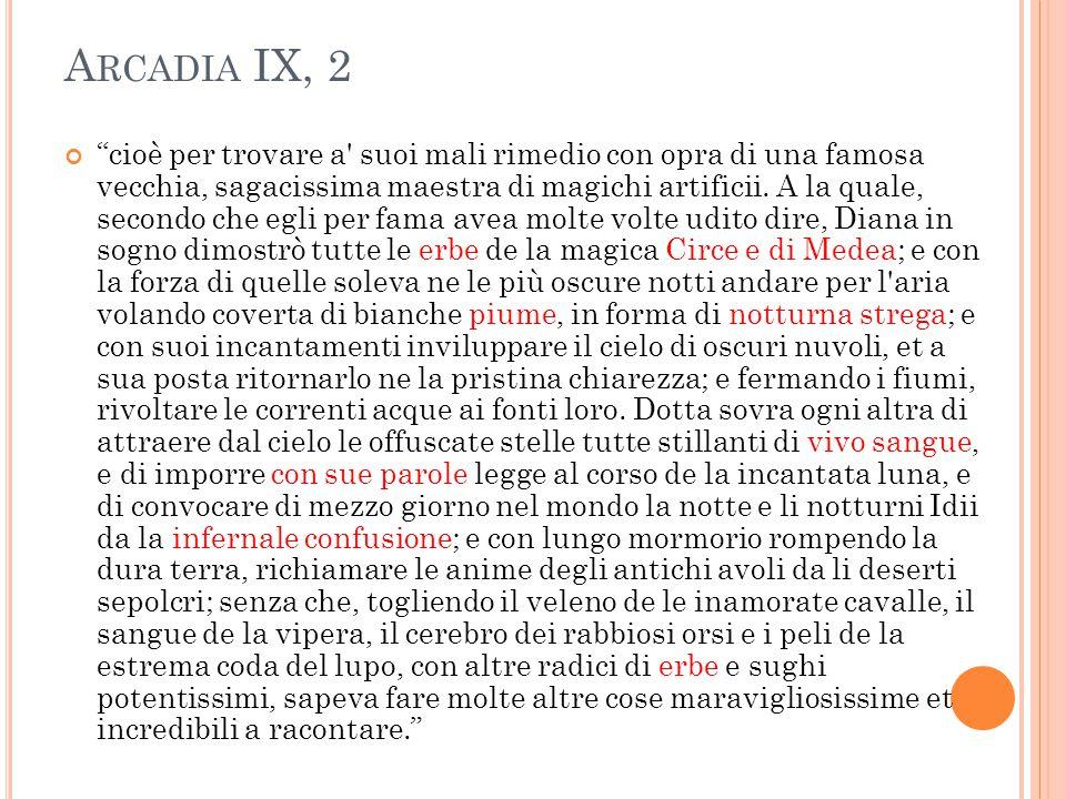 Arcadia IX, 2