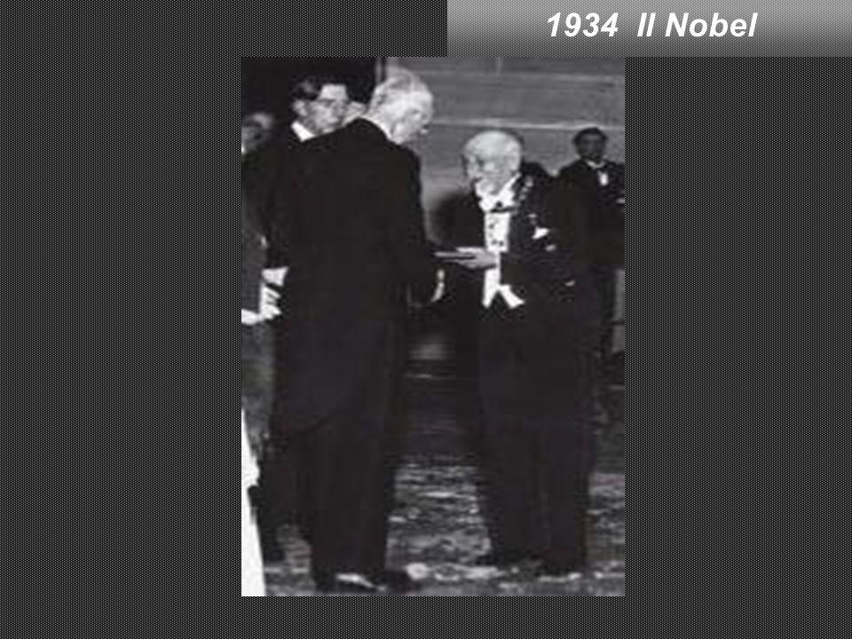 1934 Il Nobel