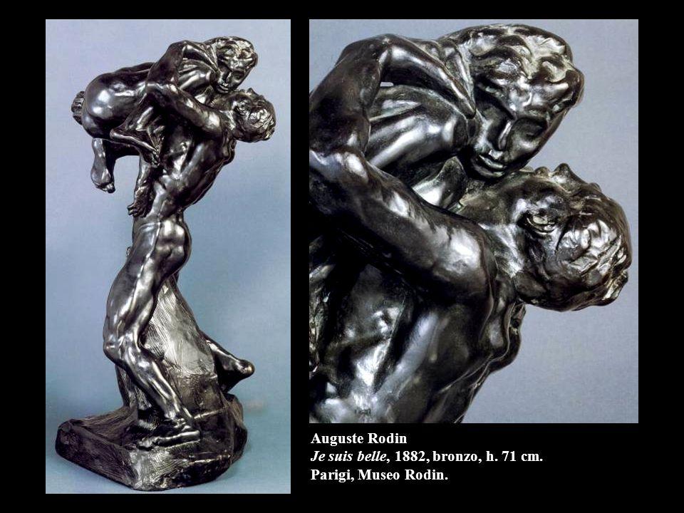Auguste Rodin Je suis belle, 1882, bronzo, h. 71 cm