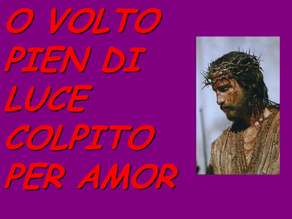 O VOLTO PIEN DI LUCE COLPITO PER AMOR 3
