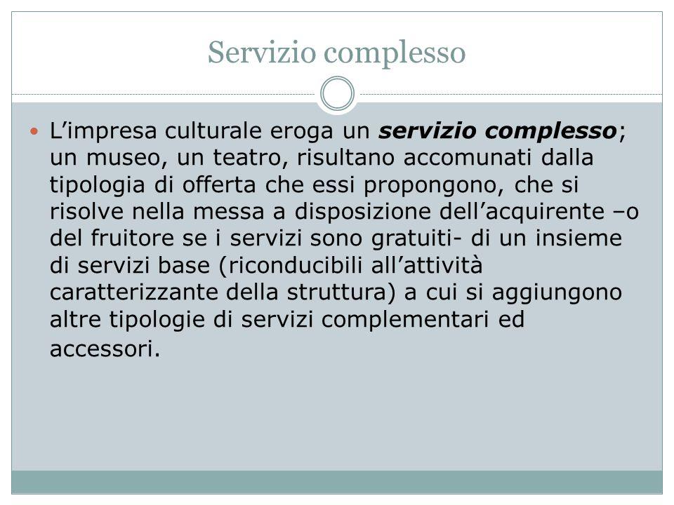 Servizio complesso