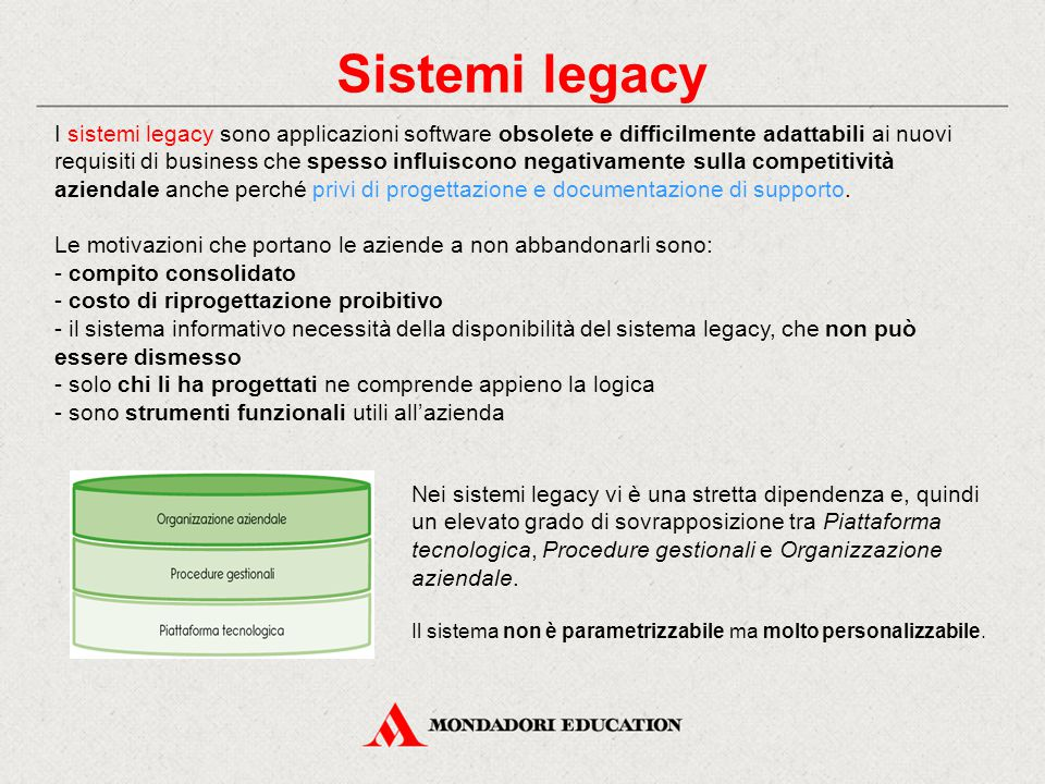 Sistemi legacy