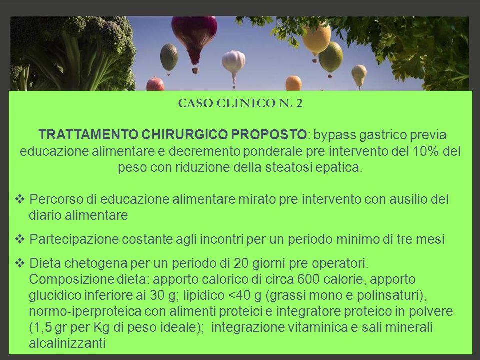 CASO CLINICO N. 2