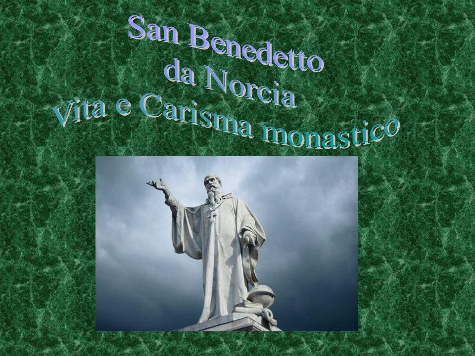 Vita e Carisma monastico