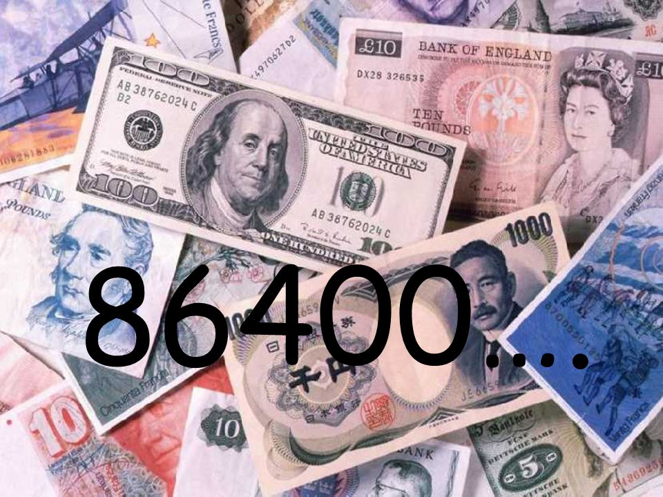 86400….