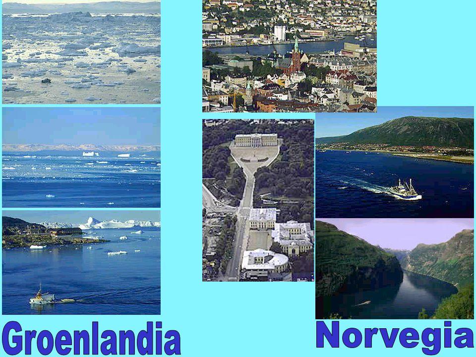 Groenlandia Norvegia