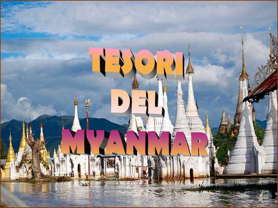 TESORI DEL MYANMAR
