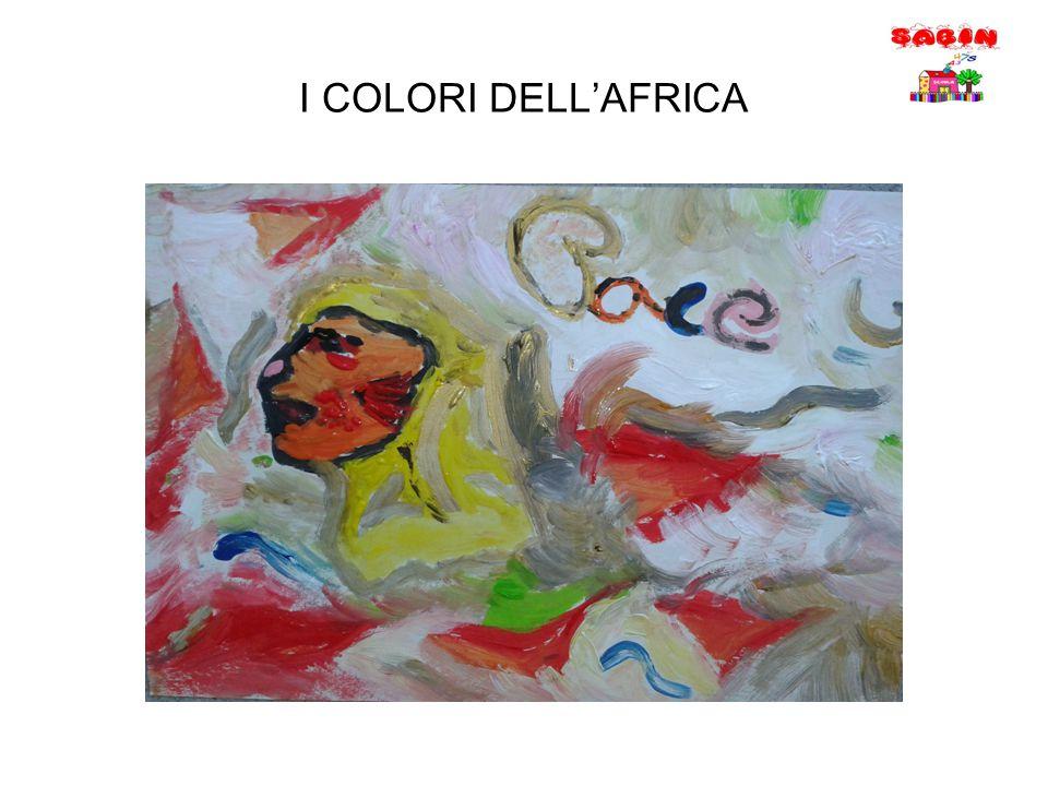 I COLORI DELL'AFRICA