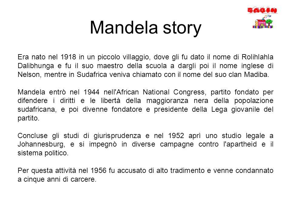 Mandela story