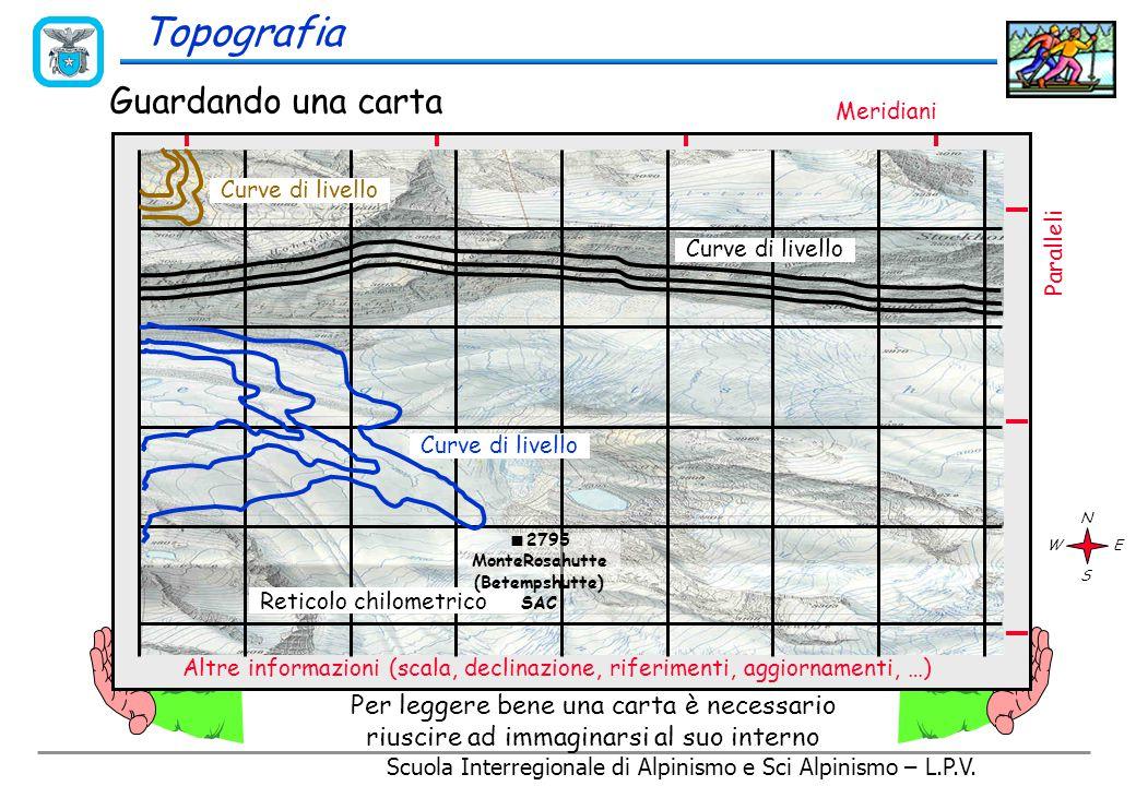 Topografia Reticolo chilometrico Y0 X0