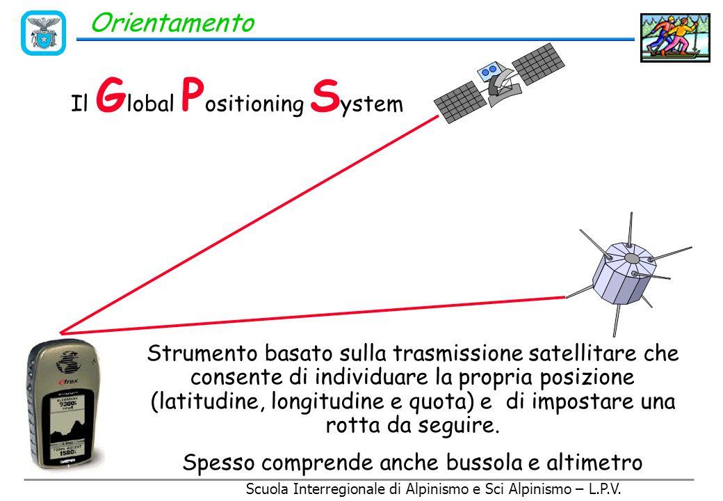 Orientamento Il Global Positioning System: Funzionamento