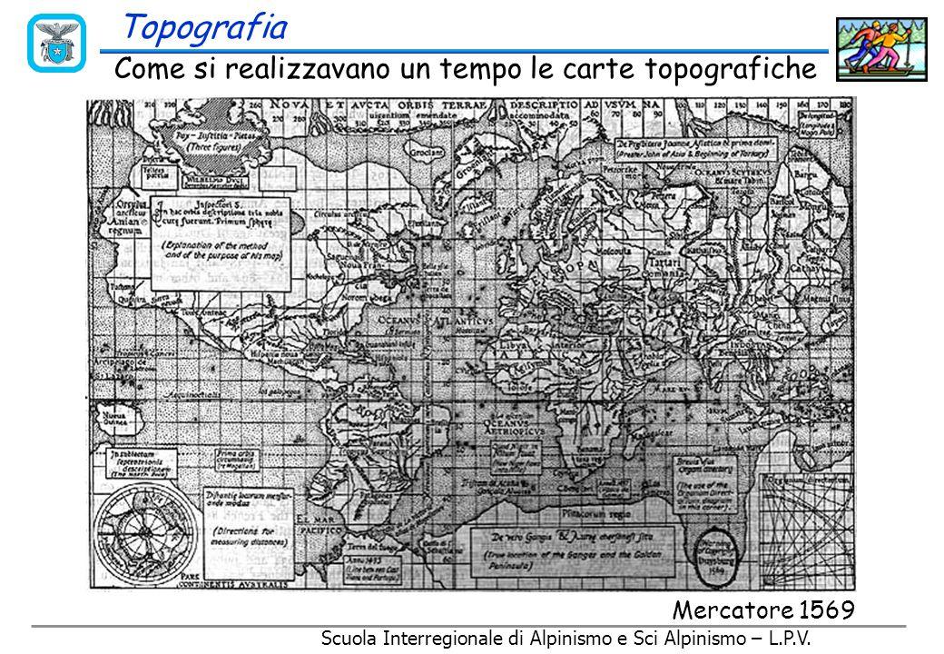 Topografia 250 m = 25.000 cm = 1 cm 500 m = 50.000 cm = 1 cm