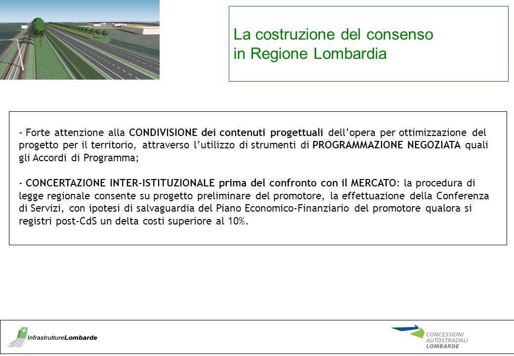 La costruzione del consenso in Regione Lombardia