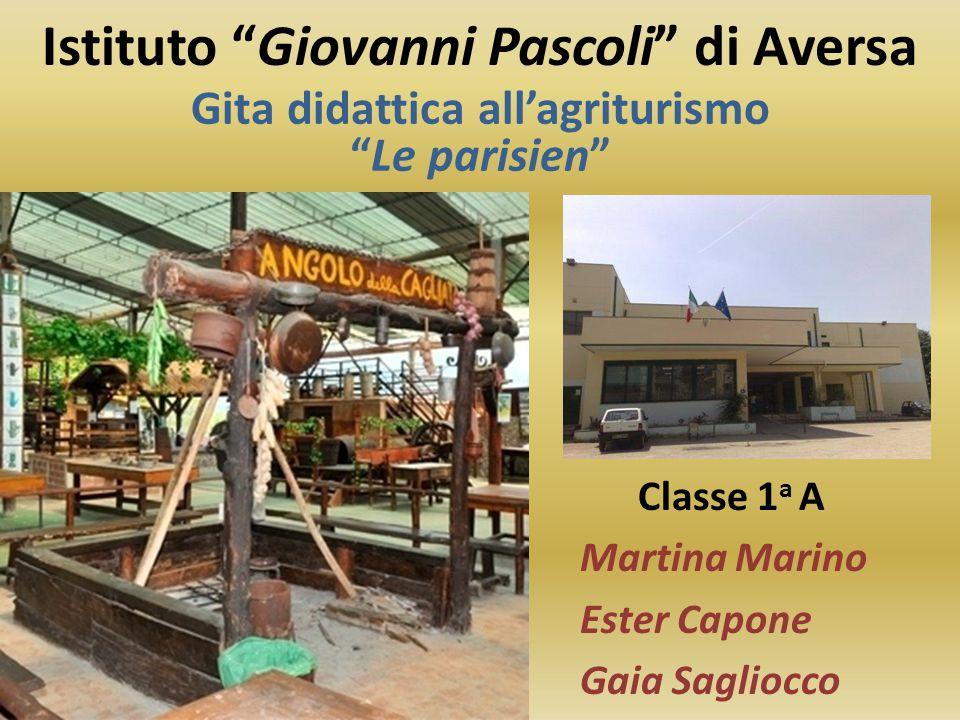 Istituto Giovanni Pascoli di Aversa