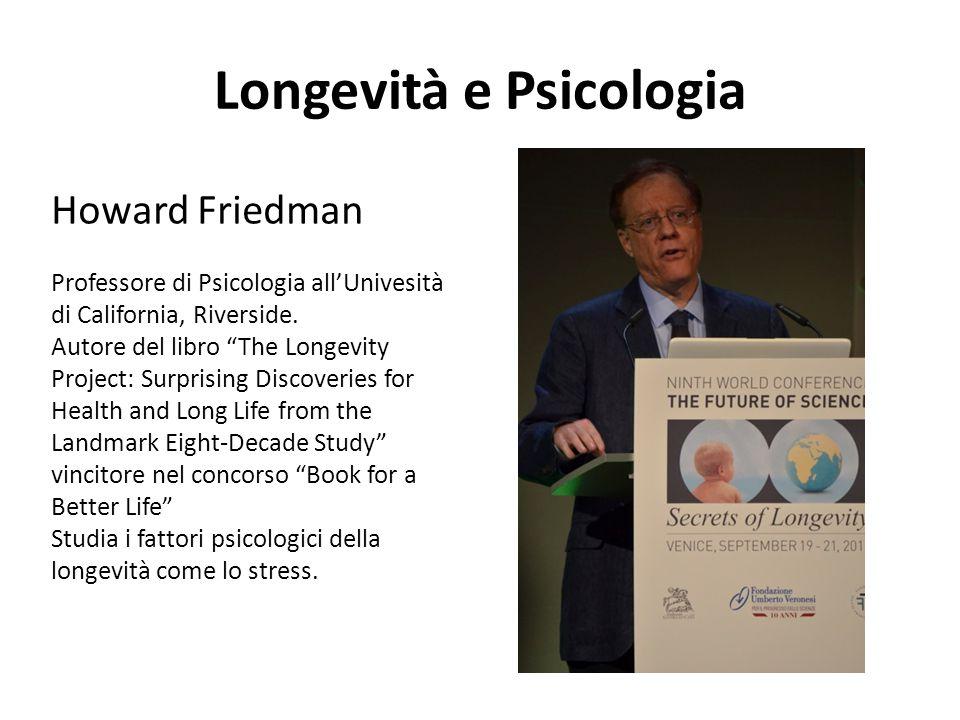 Longevità e Psicologia