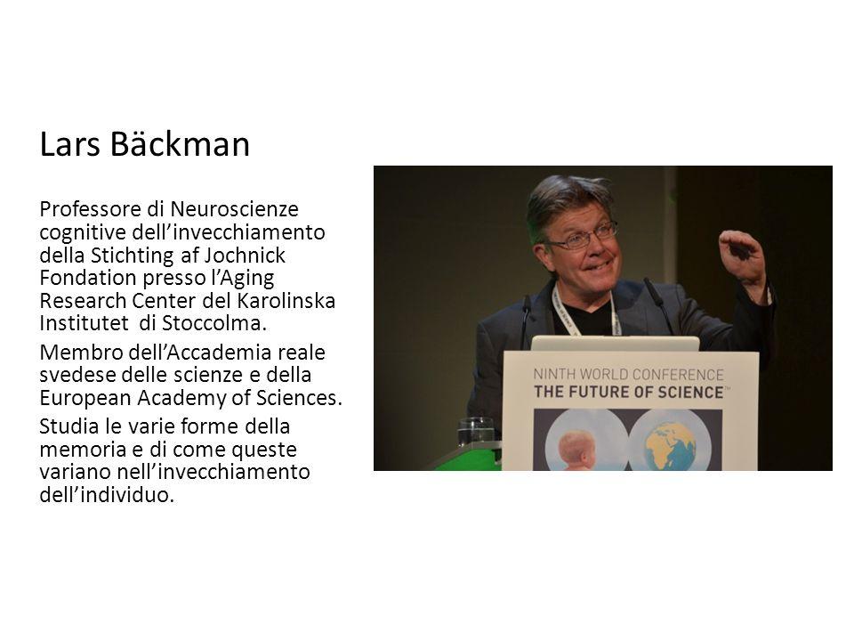 Lars Bäckman