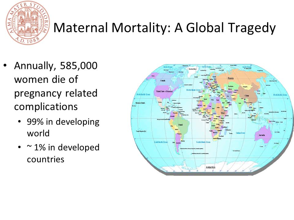 Maternal Mortality: A Global Tragedy