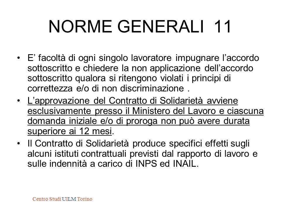 NORME GENERALI 11
