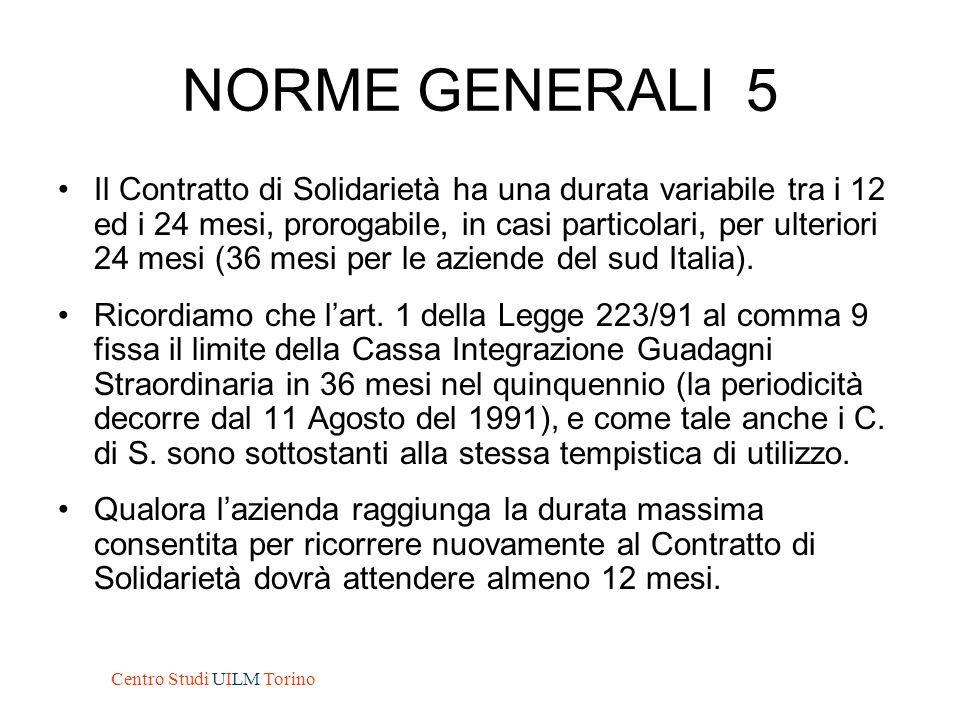 NORME GENERALI 5