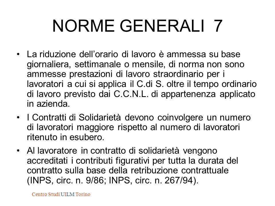 NORME GENERALI 7
