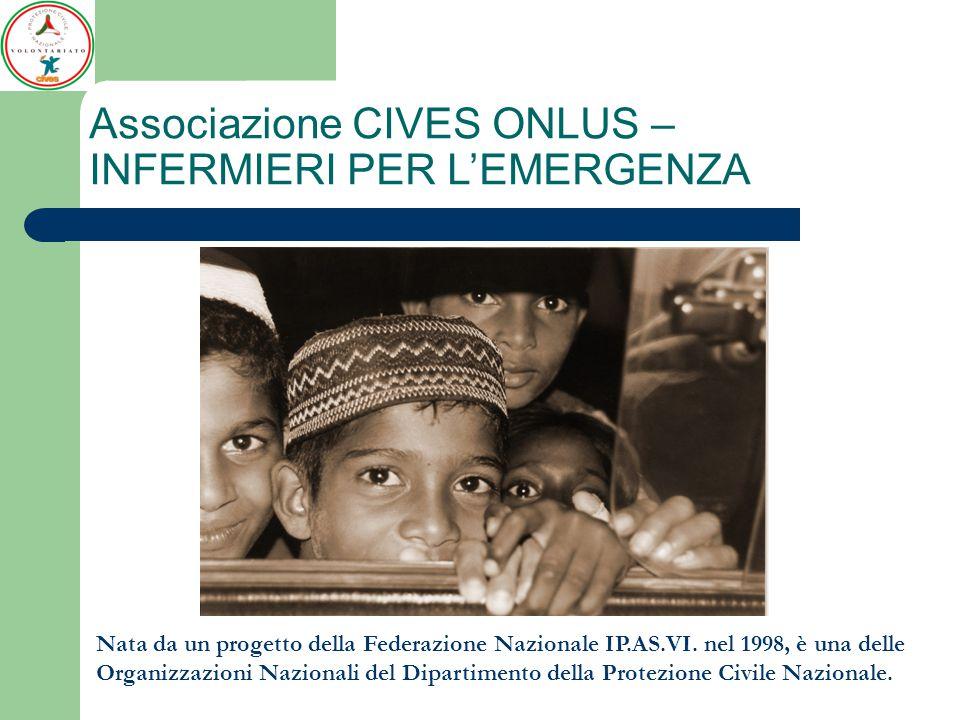 Associazione CIVES ONLUS – INFERMIERI PER L'EMERGENZA