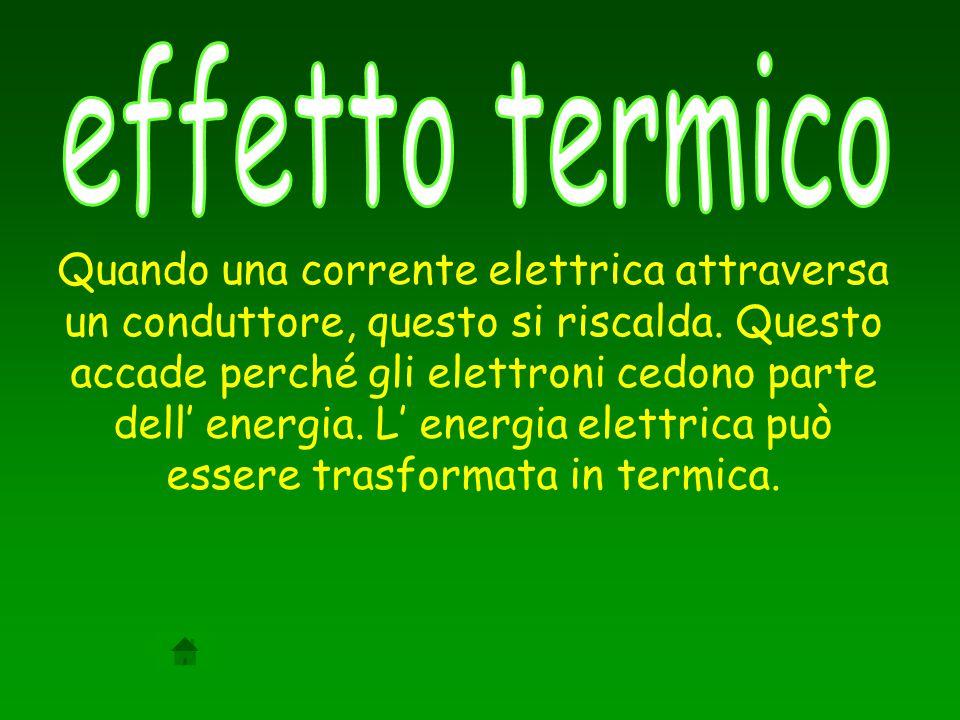 effetto termico