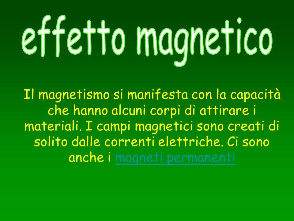 effetto magnetico