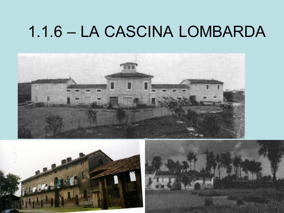 1.1.6 – LA CASCINA LOMBARDA