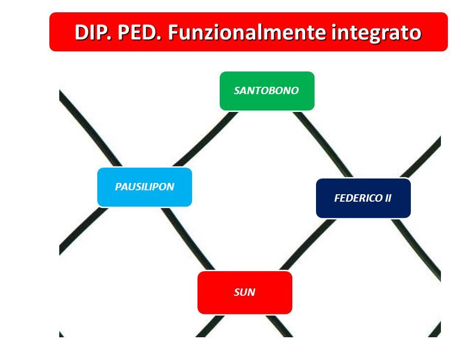 DIP. PED. Funzionalmente integrato