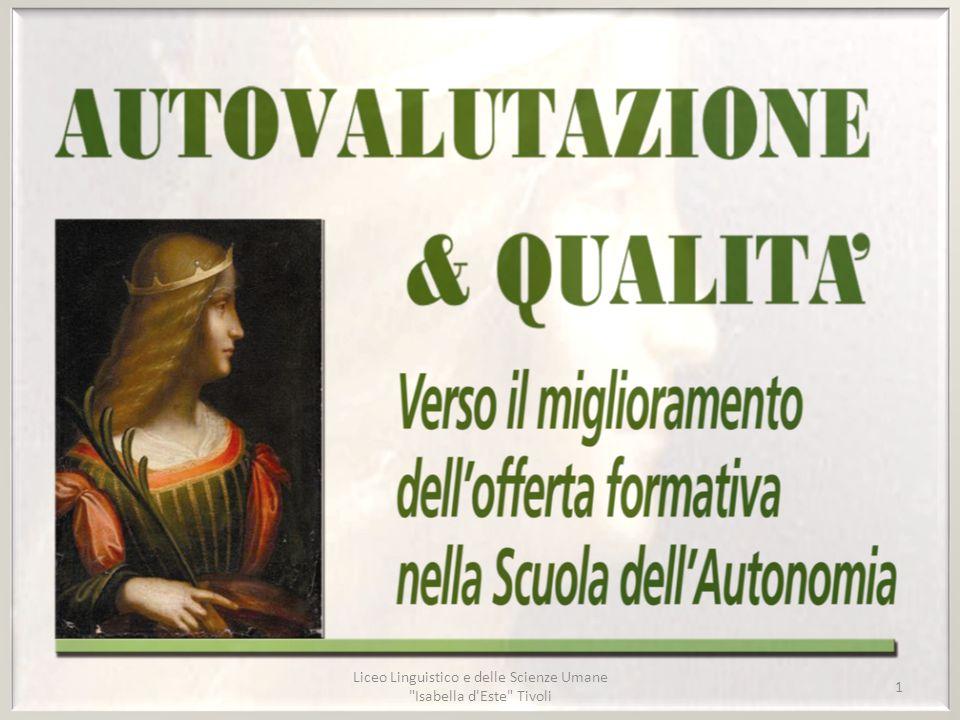 Liceo Linguistico e delle Scienze Umane Isabella d Este Tivoli