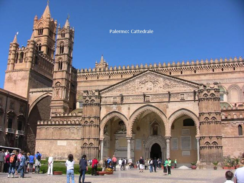 Palermo: Cattedrale