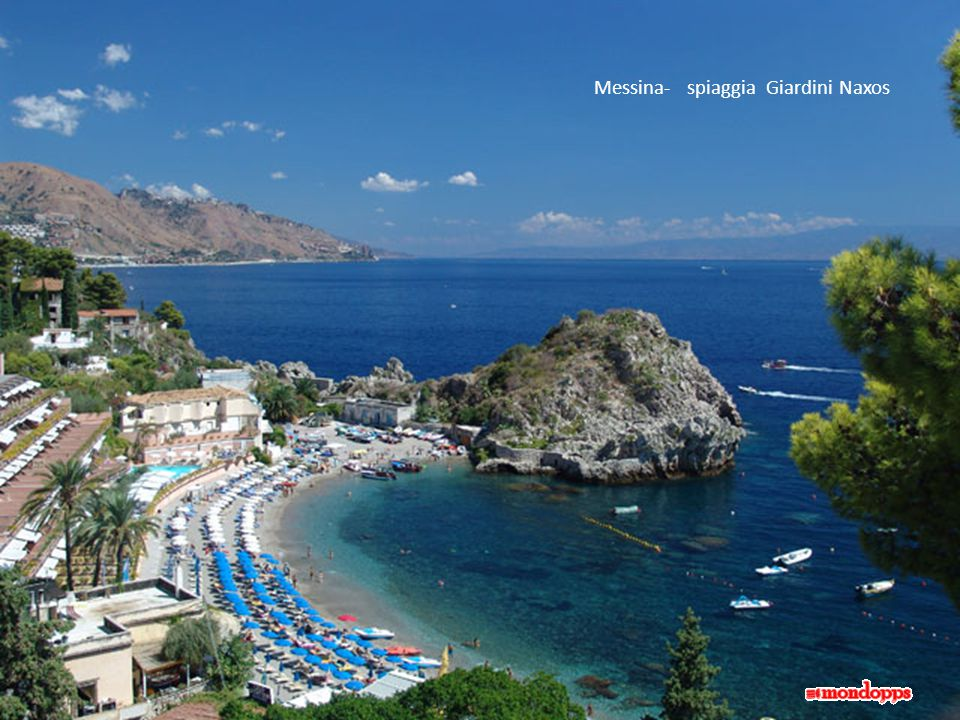 Messina- spiaggia Giardini Naxos