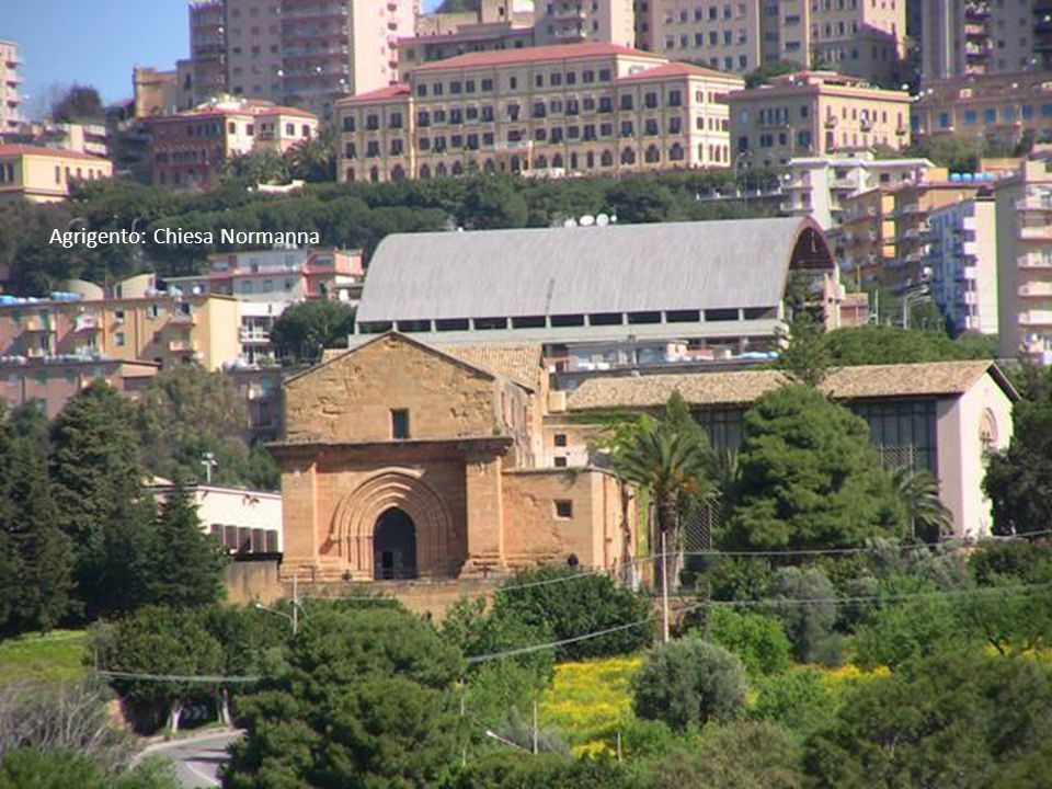 Agrigento: Chiesa Normanna