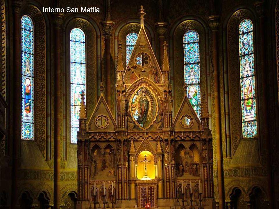 Interno San Mattia