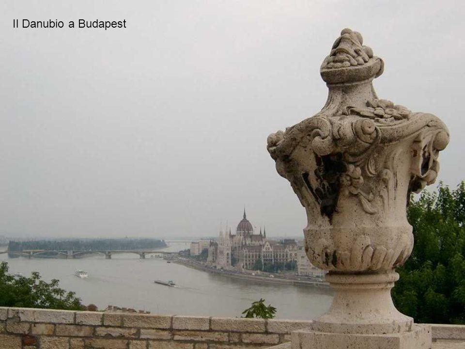 Il Danubio a Budapest