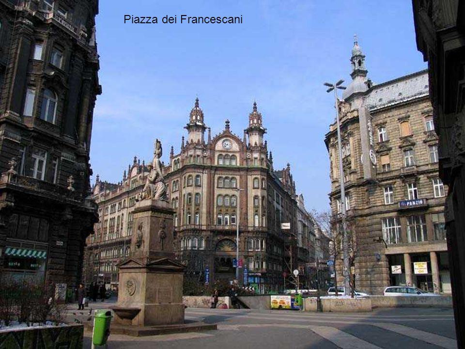 Piazza dei Francescani