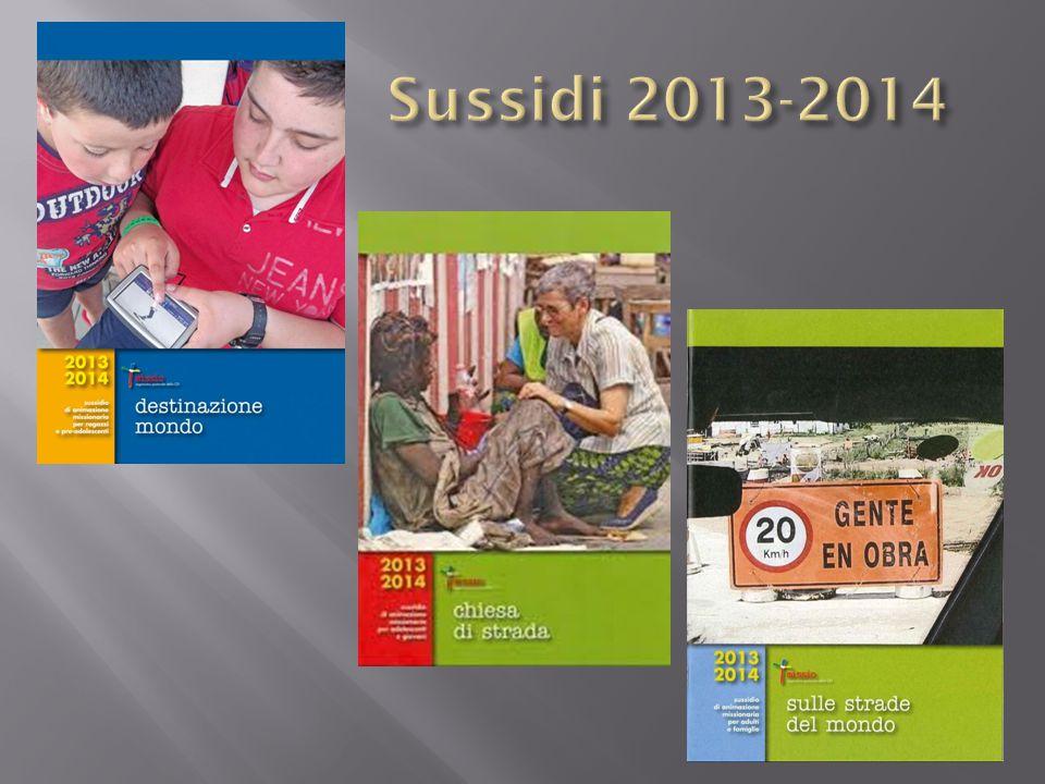 Sussidi 2013-2014
