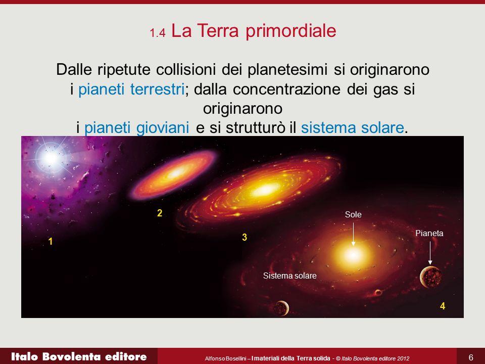 1.4 La Terra primordiale