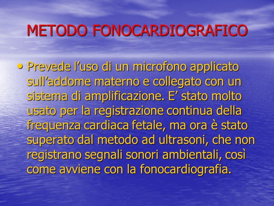 METODO FONOCARDIOGRAFICO