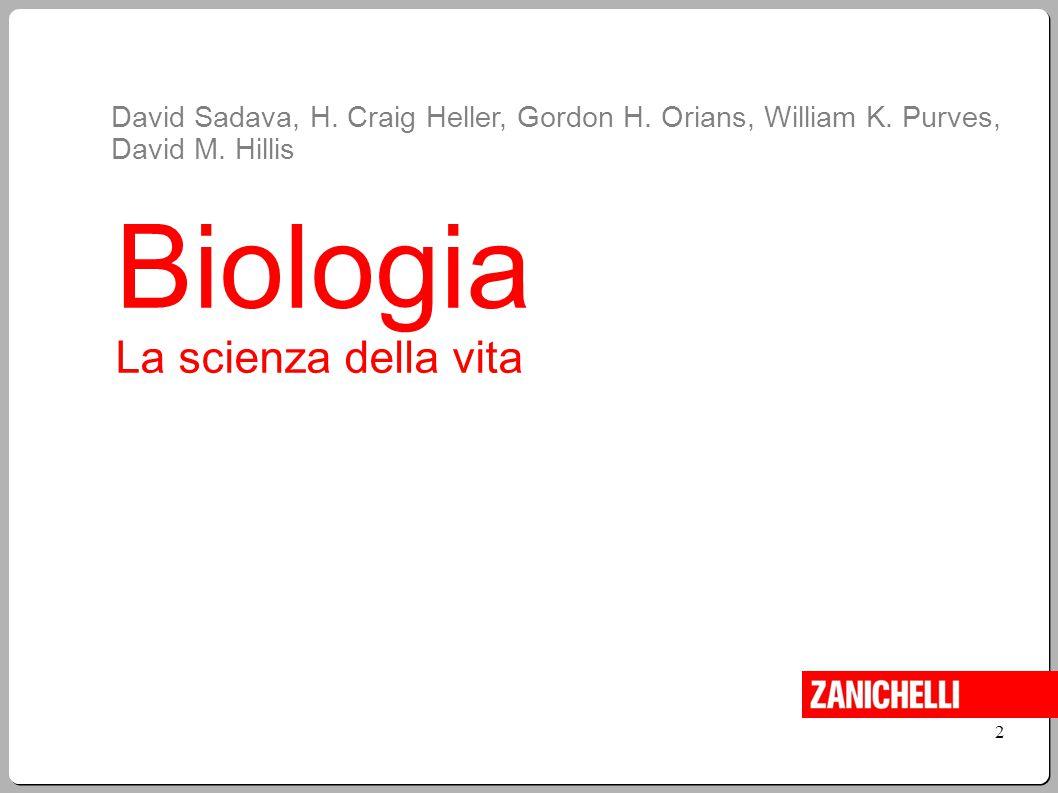 Biologia La scienza della vita