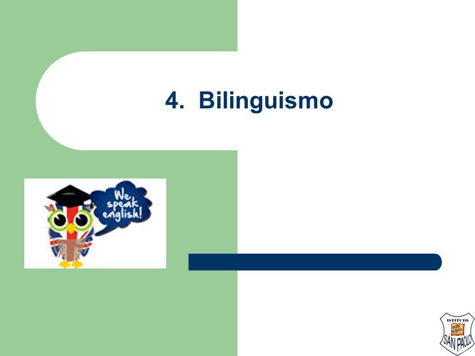 4. Bilinguismo
