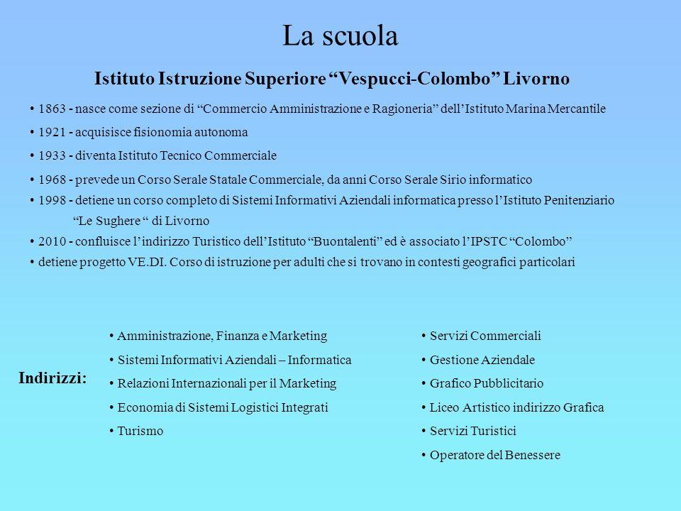 Istituto Istruzione Superiore Vespucci-Colombo Livorno