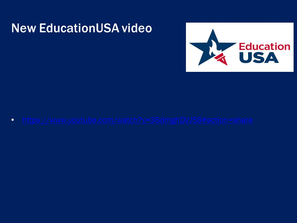 New EducationUSA video