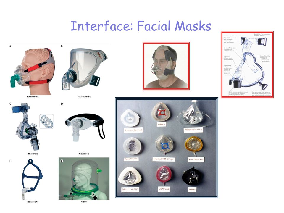 Interface: Facial Masks