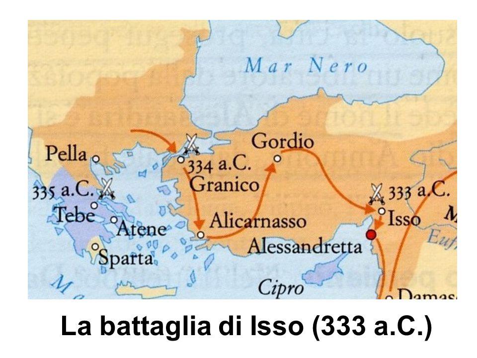 La battaglia di Isso (333 a.C.)