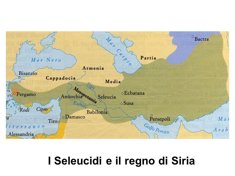I Seleucidi e il regno di Siria