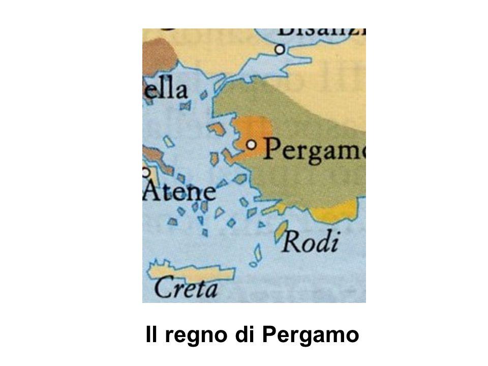 Il regno di Pergamo