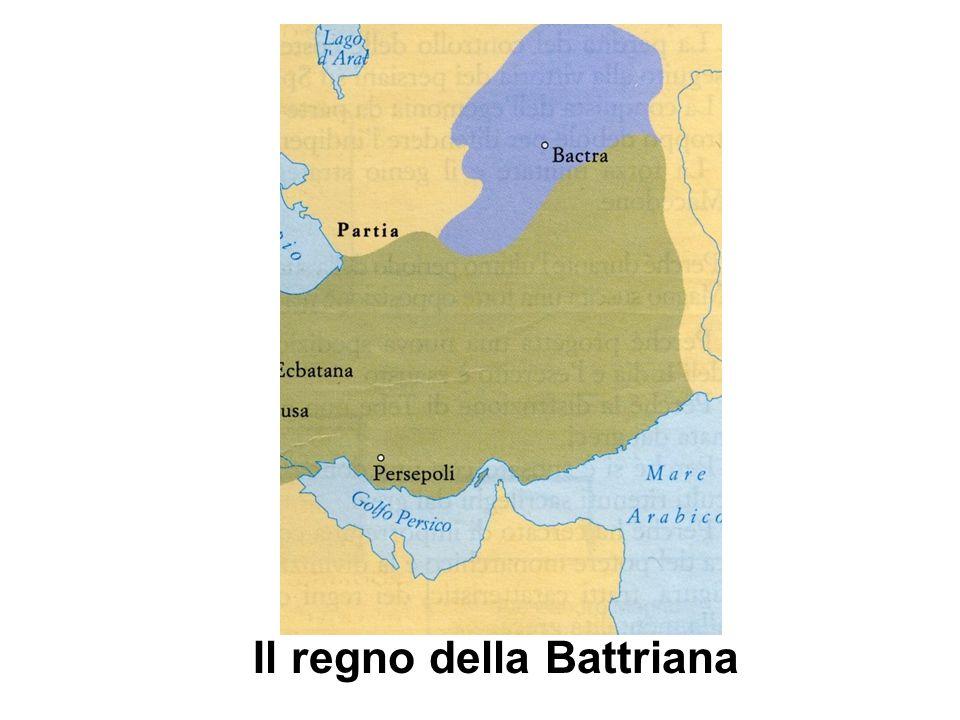 Il regno della Battriana